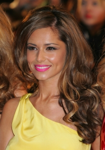 Cheryl Cole's Long Curly Hairstyle