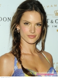 Alessandra Ambrosio Beauty Secret