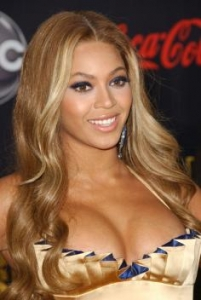 Beyonce's Soft Wavy Hairstyle