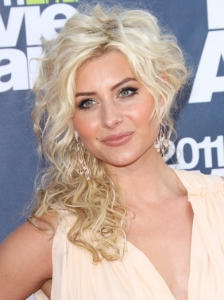 Aly Michalka Half Updo 2011 MTV Movie Awards
