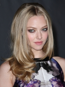 Amanda Seyfried Sexy Blowout Hairstyle