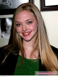 Amanda Seyfried Long Layered Hairstyle