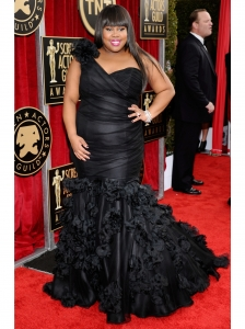 Amber Riley in Anne Barge
