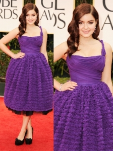 Ariel Winter in Dolce & Gabbana at 2012 Golden Globes