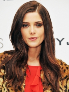 Ashley Greene's Soft Textured Hairstyle