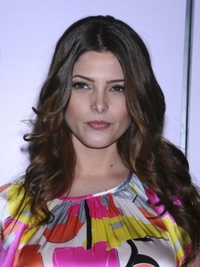 Ashley Greene with Long Layered Hairstyle