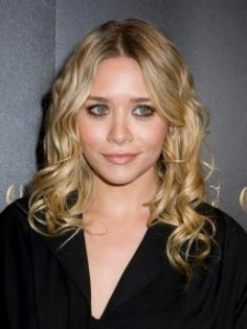 Ashley Olsen's Curly Hairstyle