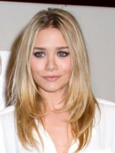Ashley Olsen's Layered Haircut