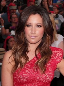 Ashley Tisdale Soft Wavy Hairstyle