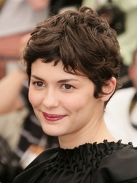 Audrey Tatou's Short Pixie Haircut