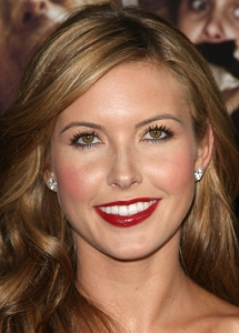 Audrina Patridge Red Lip Makeup