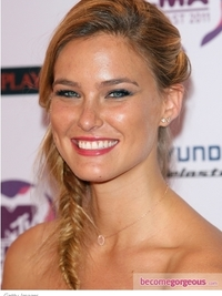 Bar Rafaeli Herringbone Braid at the 2011 EMA