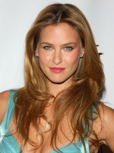 Bar Refaeli Long Tousled Hairstyle