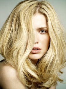 Beige Blonde Hair Color