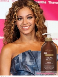 Beyonce Favorite Beauty Product