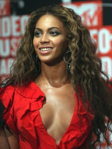 Beyonce Hairstyle at the 2009 MTV VMAs