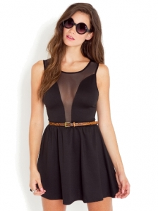 Black Lulu Dress