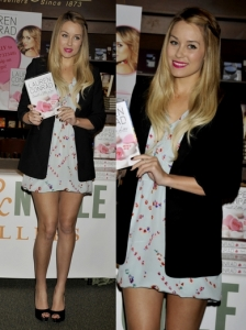 Lauren Conrad in Rebecca Taylor Hannah Dress