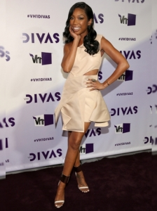 Brandy's Dress at 2012 VH1 Divas