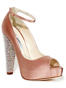 Brian Atwood Wagner Peep-Toe Pumps