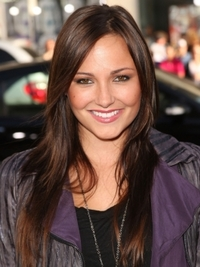 Briana Evigan Long Layered Hairstyle