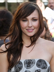Briana Evigan Long Wavy Hairstyle