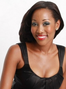 Miss British Virgin Islands Sheroma Hodge