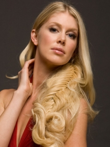 Gorgeous Long Blonde Hairstyle