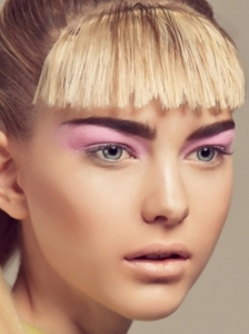 Gorgeous Pink Eye Makeup
