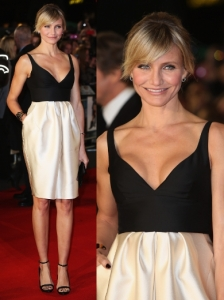 Cameron Diaz in Stella McCartney Dress