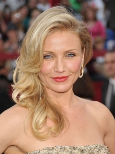 Cameron Diaz Hairstyle at the 2010 Oscars