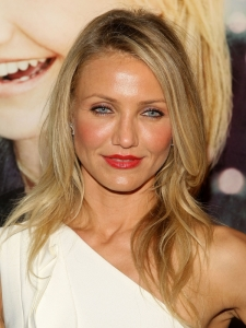 Cameron Diaz Long Layered Hairstyle