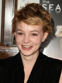 Carey Mulligan Dark Blonde Pixie Hairstyle