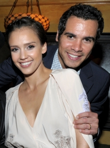 Jessica Alba and Cash Warren: Honor Marie