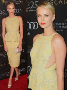 Charlize Theron in Stella McCartney Dress