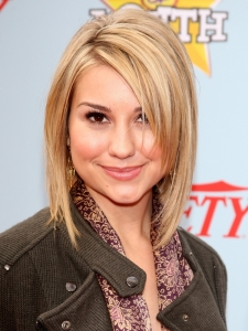 Chelsea Kane Staub Medium Layered Hairstyle