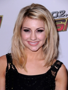 Chelsea Kane Shoulder Length Hairstyle