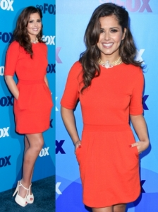 Cheryl Cole in Giambattista Valli Dress