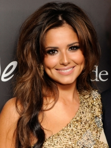 Cheryl Cole's Sexy Big Hairstyle