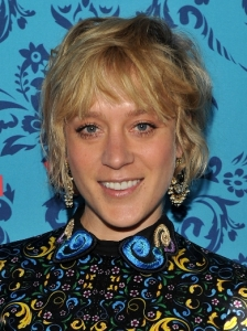 Chloe Sevigny's Short Layered Shag Hairstyle