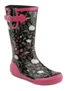Chooka Hello Kitty Rain Boots
