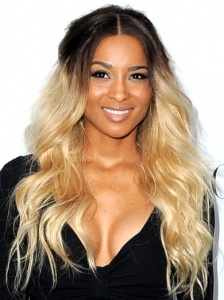 Ciara's Extreme Ombre Hair Color
