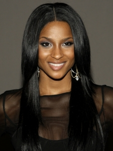 Ciara's New Long Layered Hairstyle