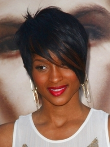 Ciara New Short Hairstyle