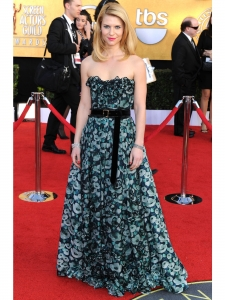 Claire Danes in Louis Vuitton