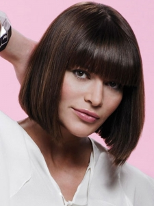 Bob Hair Style For Mature Women