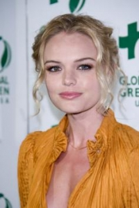 Kate Bosworth with Curly Updo