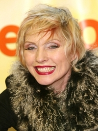 Debbie Harry's Short Layered Haircut