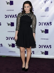 Demi Lovato's Dress at 2012 VH1 Divas