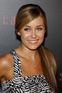Lauren Conrad with Long Sleek Ponytail